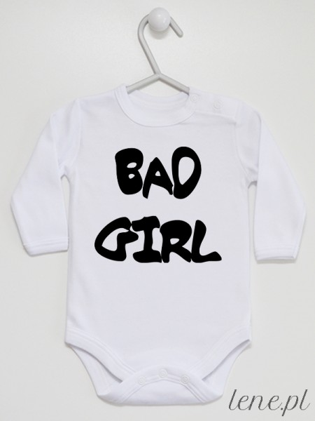 Bad Girl - body niemowlęce