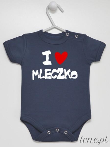 I Love Mleczko 02 - body niemowlęce