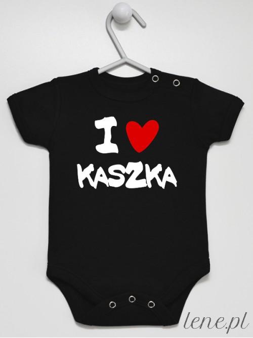 Body niemowlęce I Love Kaszka