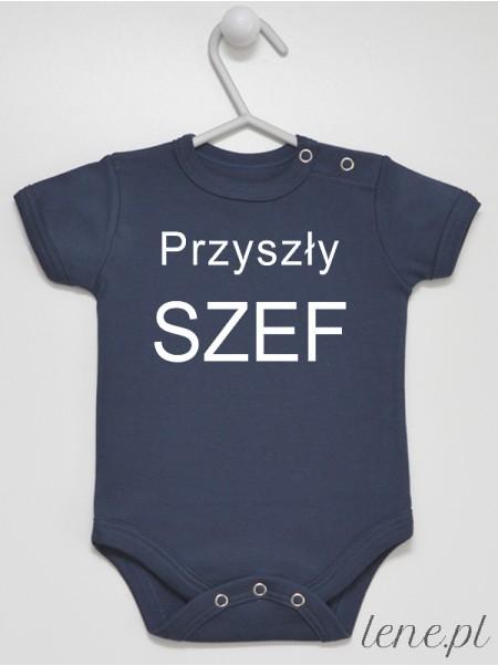 Przyszły Szef - body niemowlęce