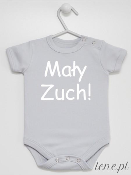 Mały Zuch! - body niemowlęce