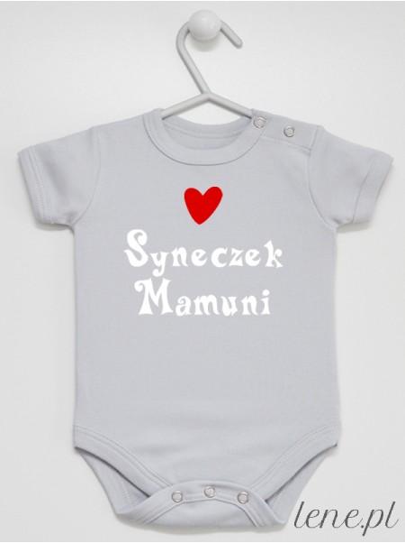 Syneczek Mamuni - body niemowlęce