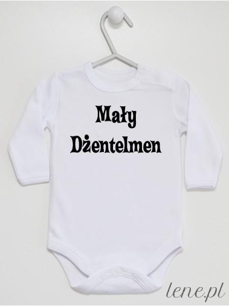 Mały Dżentelmen - body niemowlęce