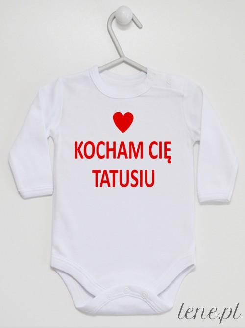 Body niemowlęce Kocham Cię Tatusiu 02