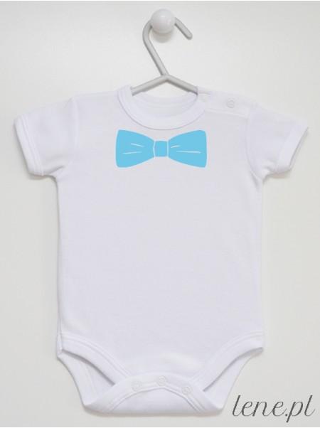 Muszka Błękitna - body niemowlęce