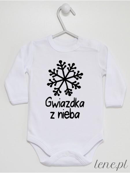 Gwiazdka Z Nieba - body niemowlęce