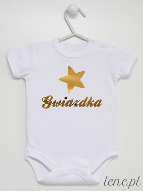 Body niemowlęce Gwiazdka Złota 02