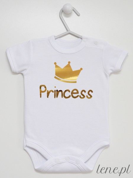 Princess 02 - body niemowlęce
