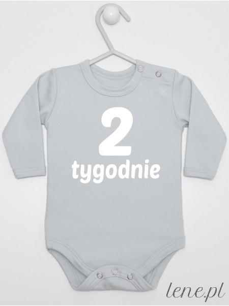 Tydzień 2 - body niemowlęce