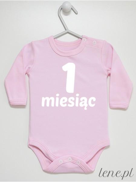 Miesiąc 1 - body niemowlęce