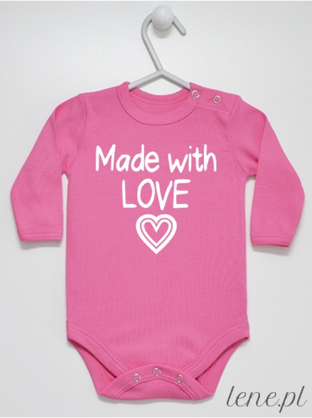 Made With Love - body niemowlęce