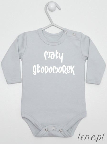 Mały Głodomorek 01 - body niemowlęce
