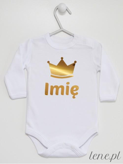 Body niemowlęce  Korona z Imieniem