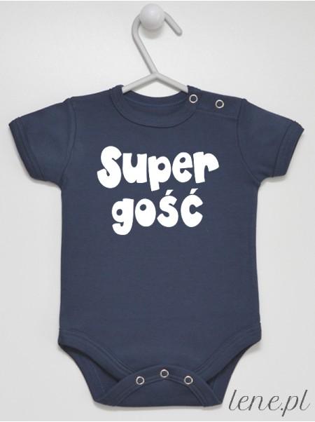 Super Gość 02 - body niemowlęce