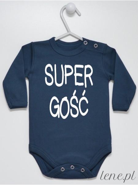 Super Gość 01 - body niemowlęce