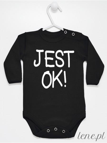 Jest Ok! - body niemowlęce