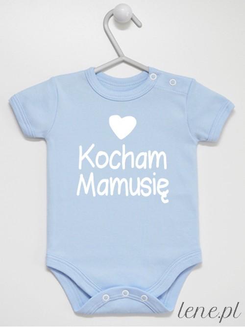 Body niemowlęce Kocham Mamusię 01