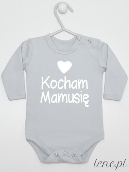Kocham Mamusię 01 - body niemowlęce