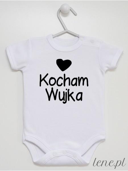 Kocham Wujka - body niemowlęce