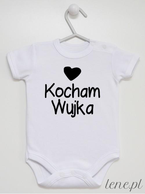 Body niemowlęce Kocham Wujka