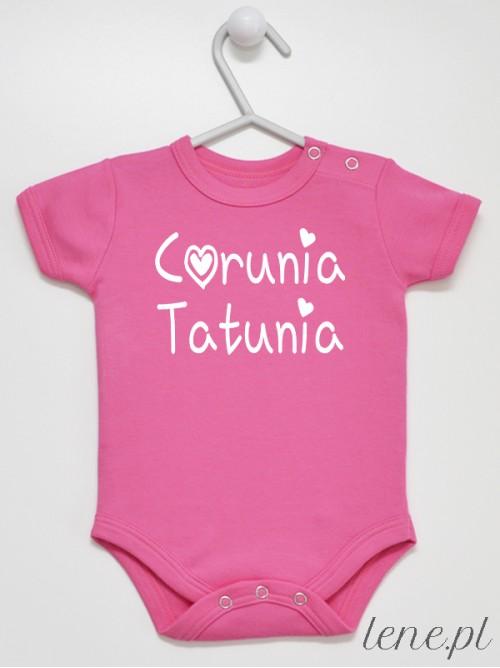 Body niemowlęce Córunia Tatunia