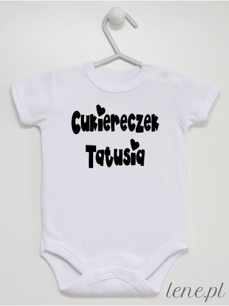 Cukiereczek Tatusia 01 - body niemowlęce