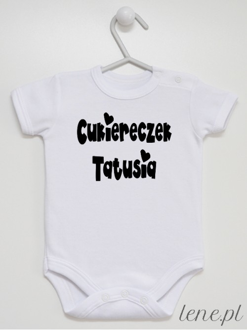 Body niemowlęce Cukiereczek Tatusia 01