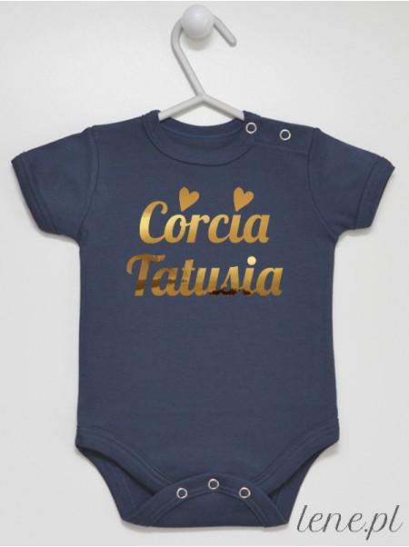 Córcia Tatusia 01 - body niemowlęce