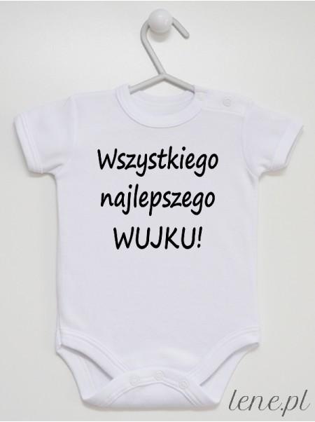 Wszystkiego Najlepszego Wujku - body niemowlęce