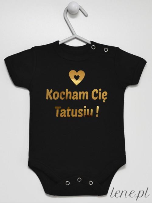 Body niemowlęce Kocham Cię Tatusiu! 03
