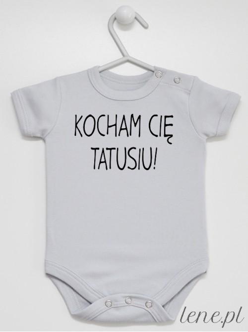 Body niemowlęce  Kocham Cię Tatusiu! 04