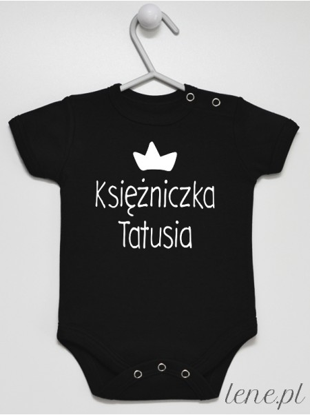 Księżniczka Tatusia - body niemowlęce