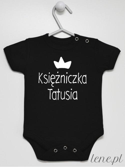Body niemowlęce Księżniczka Tatusia