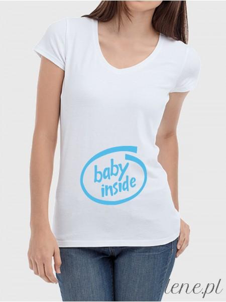 Bluzka damska Baby Inside 01