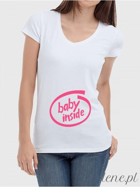 Bluzka damska Baby Inside 02