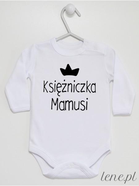 Księżniczka Mamusi - body niemowlęce