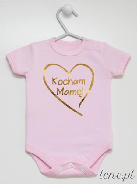 Kocham Mamę! - body niemowlęce