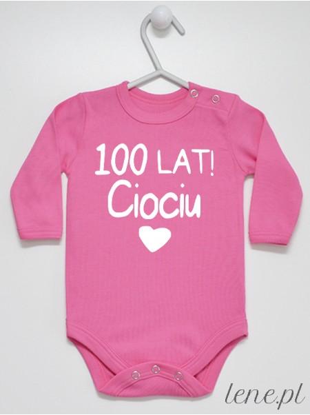 Życzenia Dla Cioci  - body niemowlęce