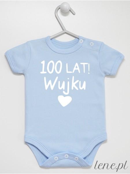 Życzenia Dla Wujka - body niemowlęce