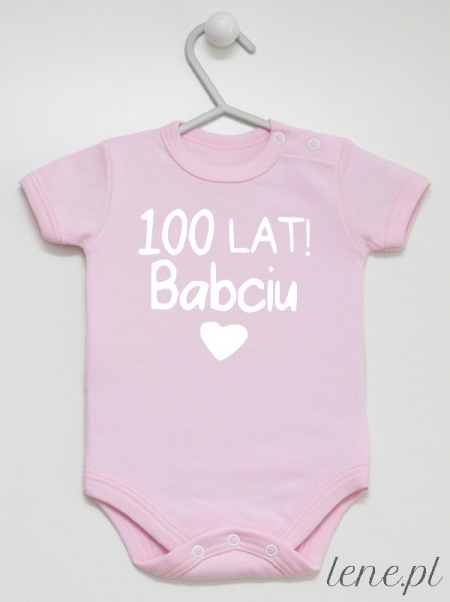 Życzenia Dla Babci - body niemowlęce