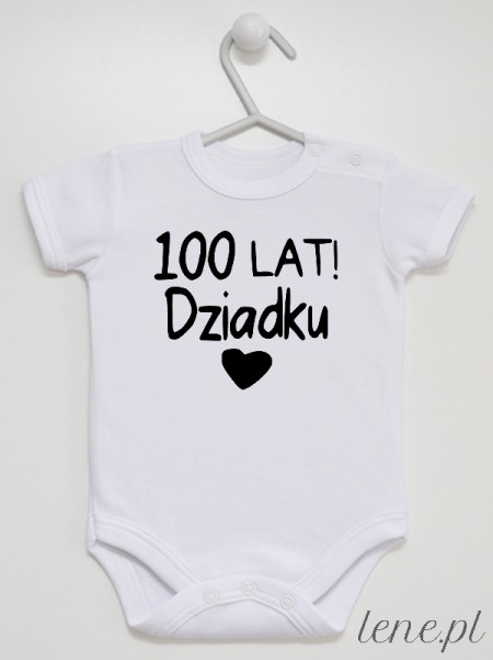 Życzenia Dla Dziadka - body niemowlęce