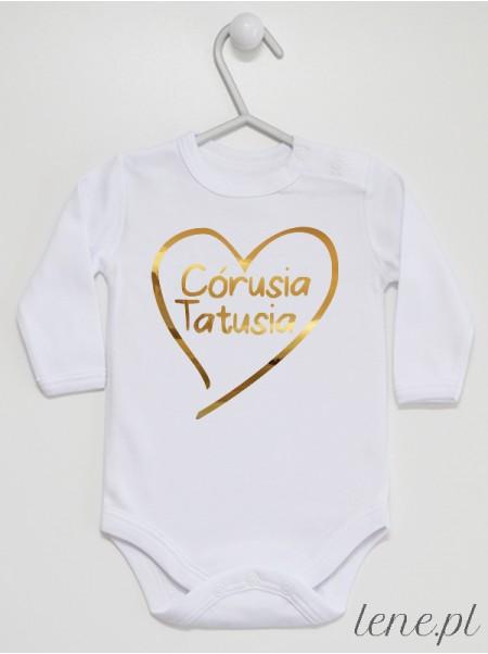 Córusia Tatusia 02 - body niemowlęce