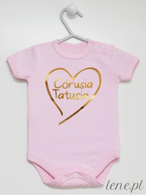 Body niemowlęce Córusia Tatusia 02