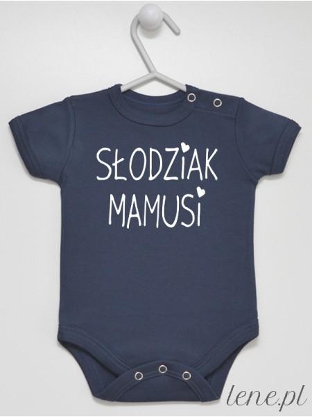Słodziak Mamusi - body niemowlęce