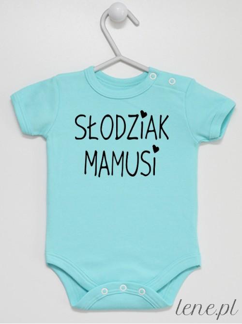 Body niemowlęce  Słodziak Mamusi