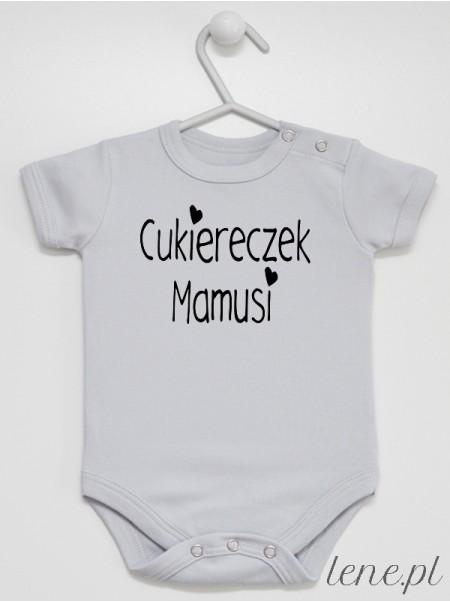 Cukiereczek Mamusi 02 - body niemowlęce
