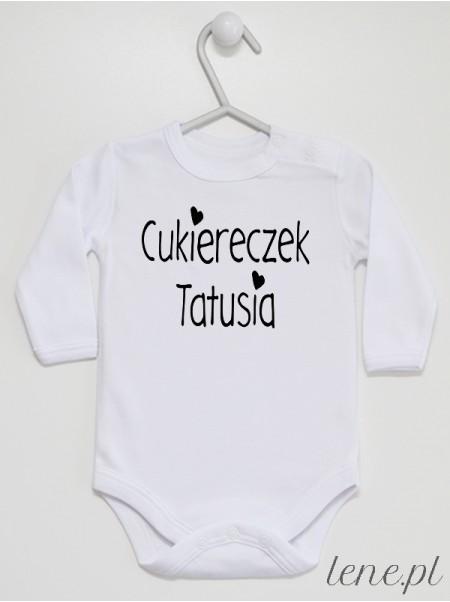 Cukiereczek Tatusia 02 - body niemowlęce
