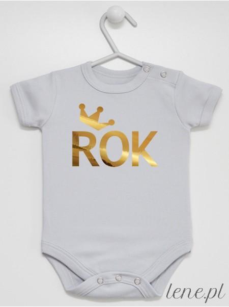 Korona Rok 02 - body niemowlęce