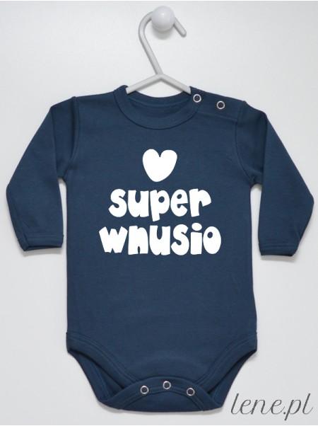 Super Wnusio - body niemowlęce