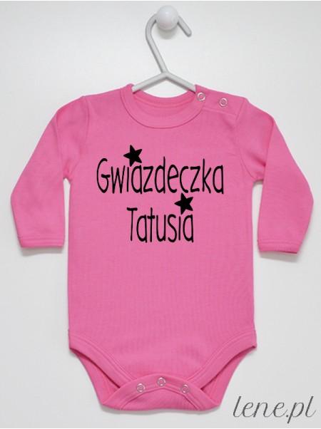 Gwiazdeczka Tatusia - body niemowlęce